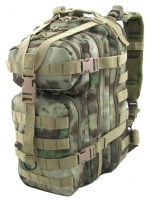 Kuprinė ASSAULT BACKPACK CAMO 25L ATC-FG