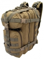 Kuprinė ASSAULT BACKPACK CAMO 25L coyote Tactical backpacks