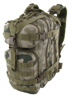 Kuprinė ASSAULT BACKPACK CAMO 25L PL Desert