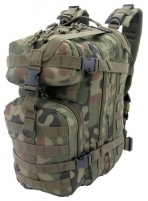 Kuprinė ASSAULT BACKPACK CAMO 25L WZ93 PL woodland