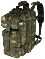 Kuprinė ASSAULT BACKPACK CAMO Military Gear 25L KTP-MD Tactical mugursomas