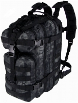 Kuprinė ASSAULT BACKPACK CAMO Military Gear 25L KTP-TH