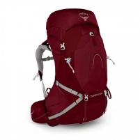 Kuprinė Aura AG 50 Raudona, M dydžio nugaros sistema Backpacks, bags, suitcases