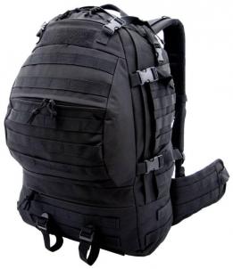 Kuprinė Cargo Backpack CAMO 32L, black