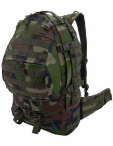 Kuprinė Cargo Backpack CAMO 32L Woodland