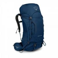 Kuprinė Kestrel 48 Mėlyna, M/L dydžio nugaros sistema Backpacks, bags, suitcases