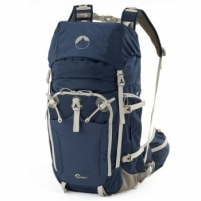 Kuprinė Lowepro Rover Pro 35L AW Galaxy Blue/Light Grey