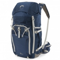 Kuprinė Lowepro Rover Pro 45L AW Galaxy Blue/Light Grey