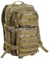 Kuprinė Mil-Tec US ASSAULT PACK SM 20L, Multicam Tactical mugursomas
