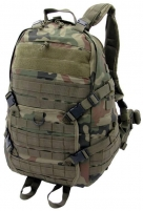 Kuprinė Operation Backpack CAMO 35L WZ93 Taktinės, medžioklinės kuprinės
