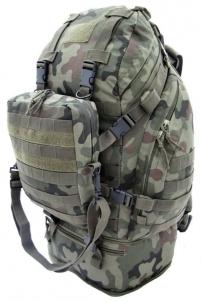 Kuprinė Overload Backpack CAMO 60L WZ93 Pantera Тактические рюкзаки