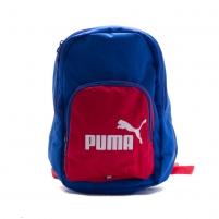 Kuprinė PUMA PHASE SMALL LAPI 07410405, mėlyna / raudona