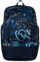 Kuprinė Quiksilver Backpack 1969Special Dark denimthunderbold EQYBP03424-BRQ8 Backpacks for kids