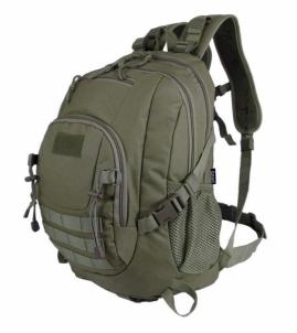 Kuprinė taktinė Caiman Backpack CAMO 35L žalia