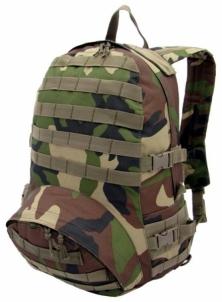 Kuprinė Urban Backpack CAMO 28L Woodland