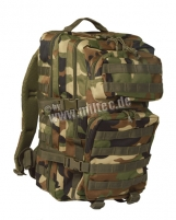 Kuprinė US ASSAULT PACK 36L woodland Tactical backpacks