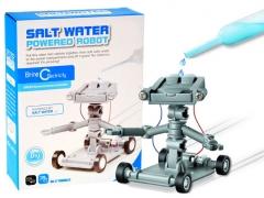 Kūrybingumą lavinantis robotas varomas sūriu vandeniu Robots toys