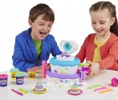 Kūrybinis komplektas A7401 Hasbro Play-Doh Lavinimo žaislai
