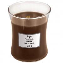 Kvapni žvakė WoodWick Humidor 275 g Kvapai namams