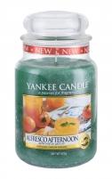Kvapni žvakė Yankee Candle Alfresco Afternoon 623g