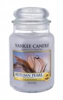 Kvapni žvakė Yankee Candle Autumn Pearl 623g Kvapai namams