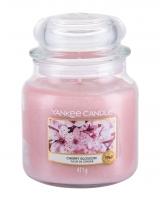 Kvapni žvakė Yankee Candle Cherry Blossom 411g Kvapai namams