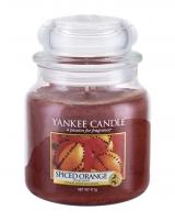 Kvapni žvakė Yankee Candle Spiced Orange 411g Ароматы для дома