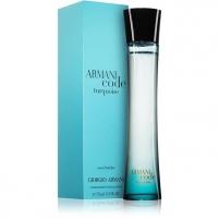 Kvapusis vanduo Giorgio Armani Code Turquoise Eau de Fraiche 75ml