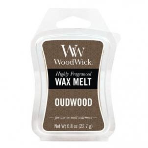Kvepiantis vaškas WoodWick Oudwood 22.7 g Kvapai namams