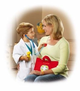 L6556 Fisher Price mažasis daktaras Lavinimo žaislai
