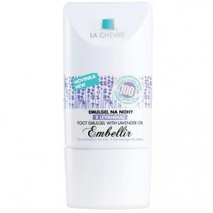 La Chévre Foot Emulgel With Lavender Oil 100 g Kojų priežiūros priemonės
