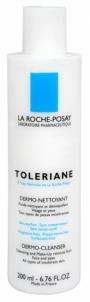 La Roche-Posay Toleriane Cleanser Fluid Cosmetic 200ml Sejas tīrīšana