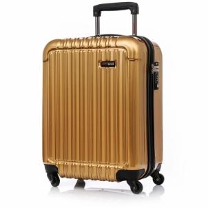 Lagaminas SWISSBAGS Q-BOX CABIN CASE auksinis