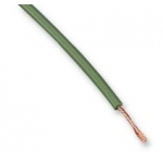 Laidas PV3 1,0mm2, varinis lankstus žalias
