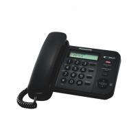 Laidinis telefonas Panasonic KX-TS560EX1B black