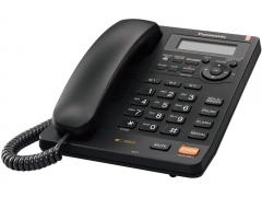 Laidinis telefonas Panasonic KX-TS620EXB BLACK Wired phones