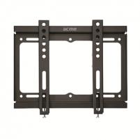 "Laikiklis Acme MTSF11, Wall Mount, Fixed, 17-42 "", Maximum weight (capacity) 20 kg, VESA mounting dimensions 100x100 mm, VESA mounting dimensions 200x100 mm, VESA mounting dimensions 200x200 mm, Black"