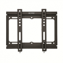 "Laikiklis Acme MTSF11, Wall Mount, Fixed, 17-42 "", Maximum weight (capacity) 20 kg, VESA mounting dimensions 100x100 mm, VESA mounting dimensions 200x100 mm, VESA mounting dimensions 200x200 mm, Black TV stovai, laikikliai"