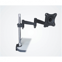Sunne Desk Bracket Mount, 10''-23'', max. 15Kg, max flexible, height adjustable up to 400mm, Tilt: -15&#176