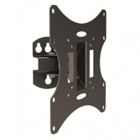 Sunne LCD Bracket, 10''-32'', max 30kg, Tilting & Swivel, TV to wall 90mm TV stovai, laikikliai