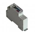 Laiko rėlė (laikmatis) modulinis analoginis, 1P, 16A, 24h, APC-D1, ETI 02472001 Time relay