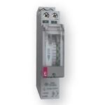 Laiko rėlė (laikmatis) modulinis analoginis, 1P, 16A, 24h, APC-DR1, ETI 002472002 Time relay