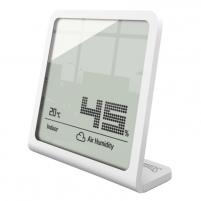 Laikrodis- termometras Selina White Interjero laikrodžiai, metereologinės stotelės