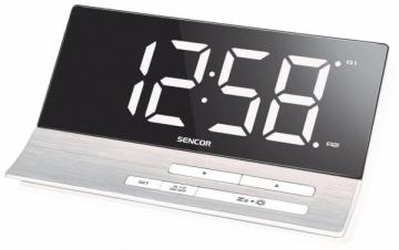 Laikrodis/ žadintuvas Digital Alarm Clock SENCOR SDC 5100 Interjero laikrodžiai