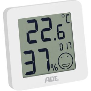 Laikrodis ADE Thermo / Hygrometer WS 1706 Interjero laikrodžiai