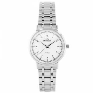 Moteriškas laikrodis BISSET BSBE70SISX03BX