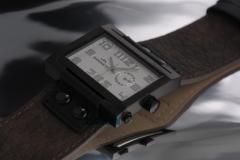 Laikrodis BISSET Tramelan BS25B51 MB WH BR
