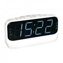 Laikrodis ClipSonic PLL AM FM alarm clock AR316W Interjero laikrodžiai, metereologinės stotelės
