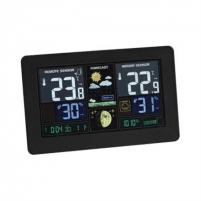 Laikrodis ClipSonic Weather station Barometric Weather station Interjero laikrodžiai