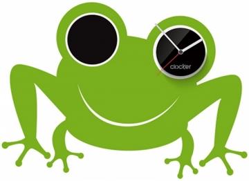 Laikrodis Clocker Frog Interjero laikrodžiai